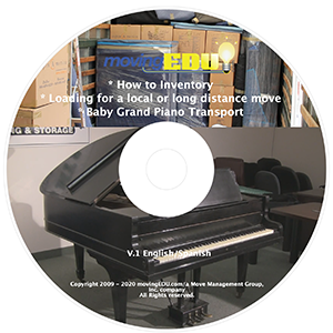 Inventory/Domestic Loading/Baby Grand Piano